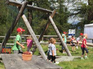 MisGrosi Kinderbetreuung Spielplatz