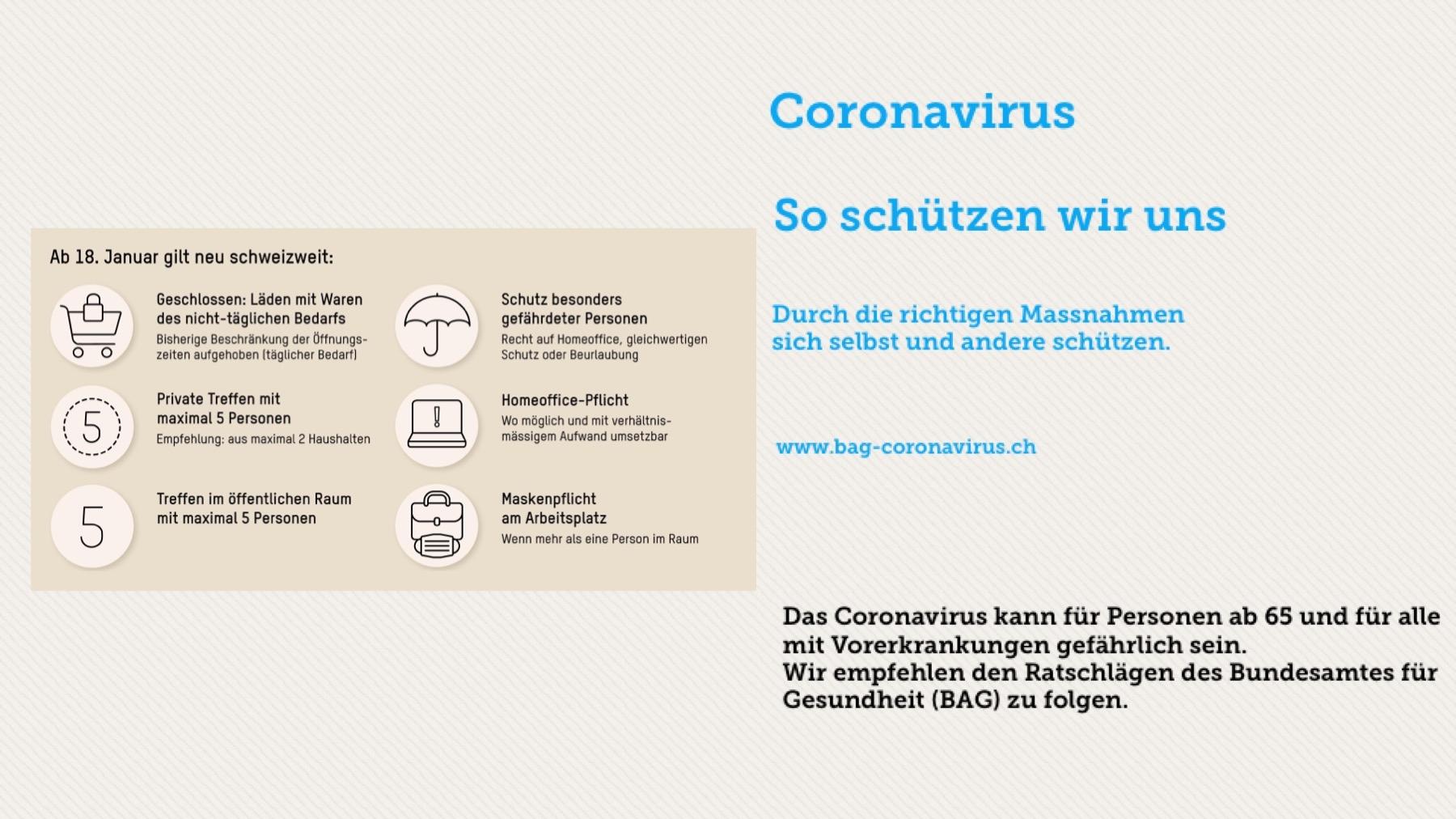COVID-19 Hilfe